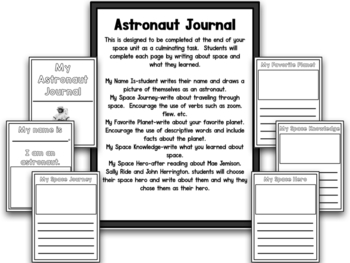 Space Research Project!