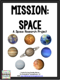 Space!  Mission Space!  A Space Research Project!