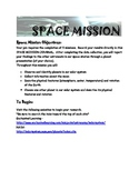 Space Mission - Universe Study