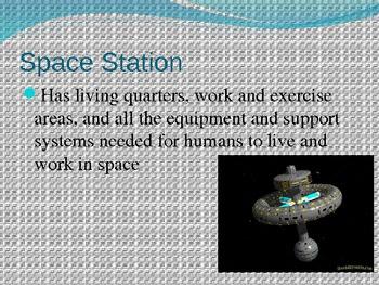 Space Missions Power Point