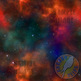 Space Nebulas & Stars, Vol 2 (Digital Paper/Background Images)