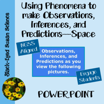 Space Observation, Inference, and Prediction