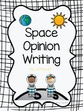 Space Opinion Writing