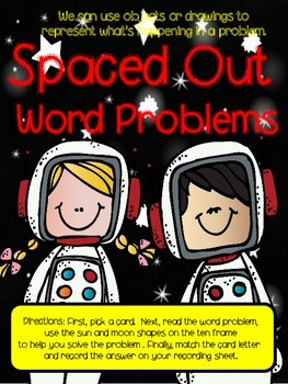 Spaced Out Word Problems