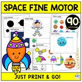 Space Pack Preschool NO PREP Activity