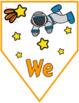 Space Pennants