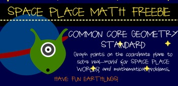 Space Place Geometry Freebie