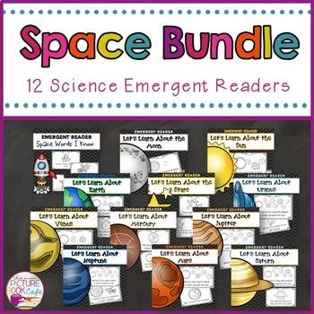 Space Emergent Reader Bundle