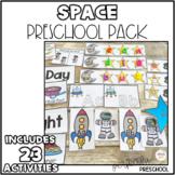 Space Preschool Bundle