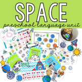 Space Preschool Language Unit