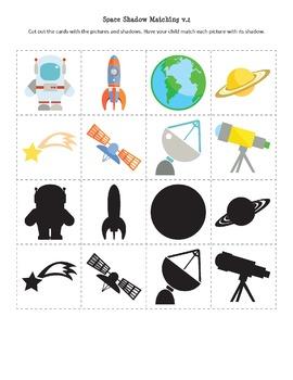 Space Printables Pack