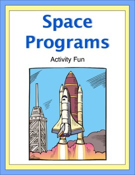 Space Programs Activity Fun