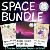 Space Project Bundle - PBL STEM