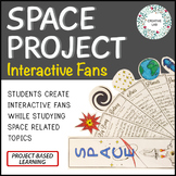 Space Project - Interactive Fan - PBL