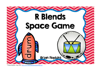 Space R Blends