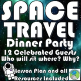 Space Race 1961-2020: USA vs Russia - DINNER PARTY - Astro
