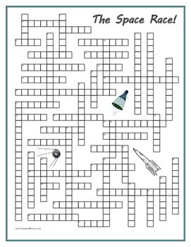 spacecraft crossword - photo #12
