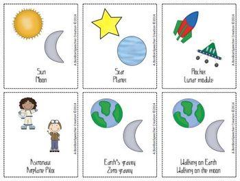 Space Race - Expressive Language
