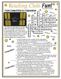 Space Race: From Competition to Cooperation Crossword Puzzle