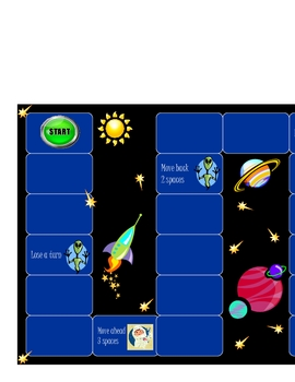 Space Race Game