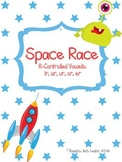 Space Race - R-Controlled Vowels Game