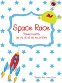 Space Race - Vowel Team Game