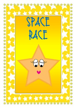 A multiplication game- Space Race