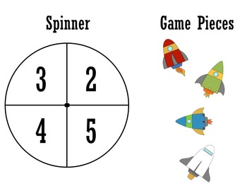 Space Racers Consonant -le Game