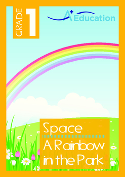 Space - Rainbows: A Rainbow in the Park (II) - Grade 1