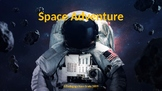 Space Reading Smart Board Game: Grade 6, Unit 5