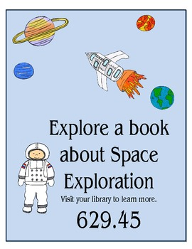 Space Reading Theme - Reading is Out of This World