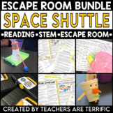 Space Reading and Escape Room Bundle