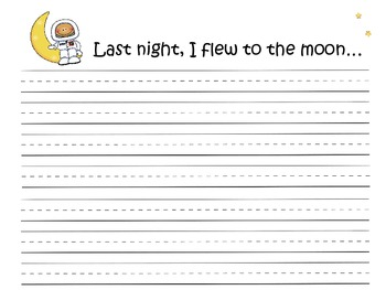 Space-Related Writing Prompts