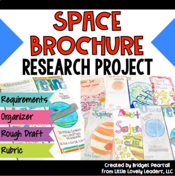 Space Research Brochure Project
