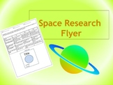 Space Research Flyer - Other Bodies in the Solar System