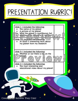 """Space Research Project! """"Ask The Expert- Space Edition!"""""""