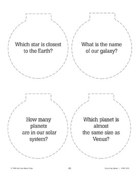 Space Riddles