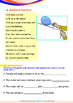 Space - A Balloon Rocket - Grade 1