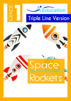Space - Rockets (III): Rockets - Grade 1 (with 'Triple-Tra