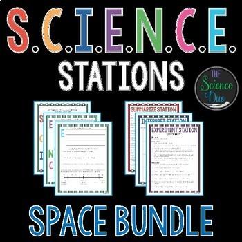 Space S.C.I.E.N.C.E. Stations Bundle