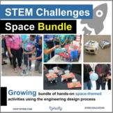 Space STEM Starter Challenges MEGA Bundle: Engineering Design