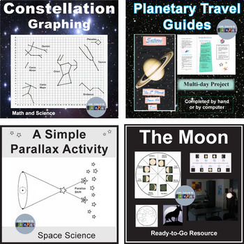 Space Science Bundle