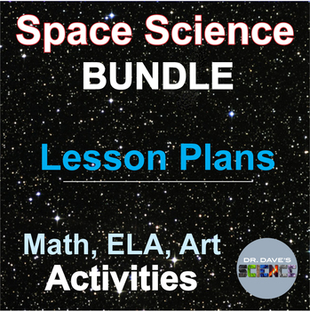 Outer Space Bundle Stars and Constellations