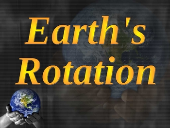 Space Science: All about Rotation
