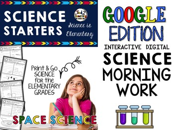 Space Science (Google Edition)