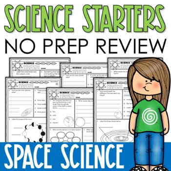 Space Science Printables