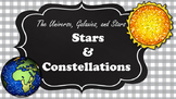 Space Science: Stars and Constellations Presentation