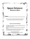 Space Science -Student Workbook- Grades 4/5