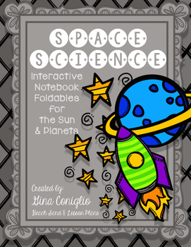 Space Science: The Sun and Planets INB Foldables