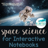 Space Science for Interactive Notebooks